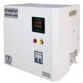 Однофазные стабилизаторы напряжения Энергия Premium Light