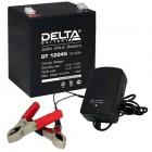 Комплект для эхолота Delta+Восток 4,5А*ч/0,7А